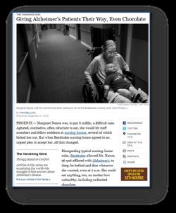 Artikel Alzheimer New York Times