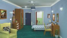 Virtuelles Schlafzimmer (dsdc)