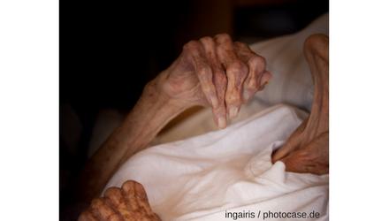 Palliativpflege von Menschen mit Demenz braucht  Zeit und Personal