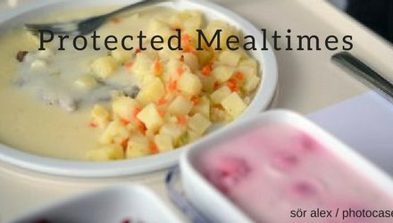Protected Mealtimes