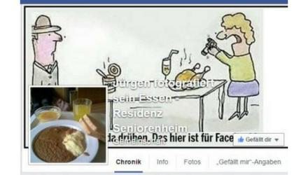 """Jürgen fotografiert sein Essen – plötzlich haben """"Alle"""" ein Problem"""