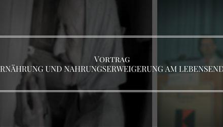 Mein letzter öffentlicher Vortrag beim MDK-Bayern