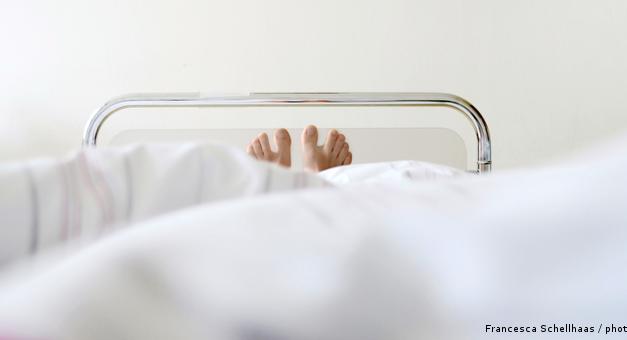 Demenzkranke in Krankenhäusern