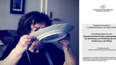 Expertenstandard Ernährungsmanagement wird aktualisiert