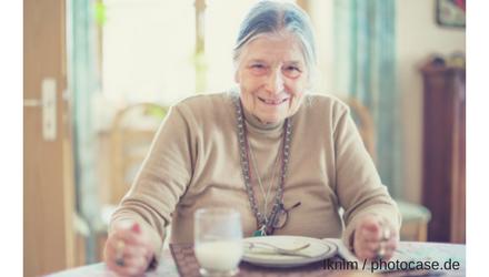 Seniorengerechte Mahlzeiten – Ambiente
