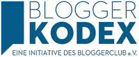 Bloggerkodex des Bloggerclub